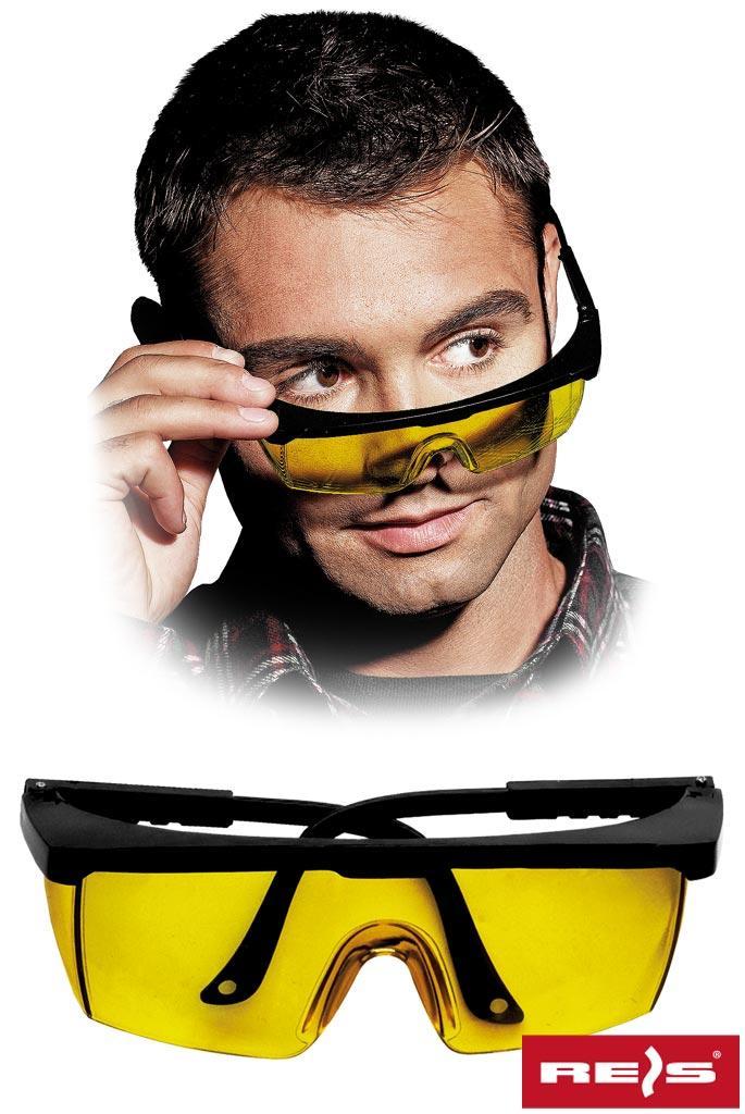 Захисні окуляри GOG-FRAMEB-LIGHT