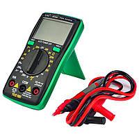 Мультиметр цифровий BAKU BA-8234A з функцією Auto Off та інверсійним дисплеєм (струм до 10А)