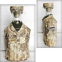 Іменний подарунок майору ЗСУ на день захисника України день армії день народження Подарунок військовому