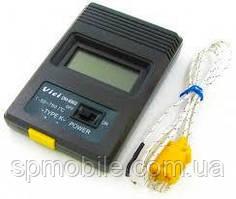 Електронний термометр VICHY DM-6902 з термопарою і цифровою індикацією