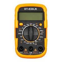 Мультиметр цифровий FK830L/XL830L/MAS830L з підсвічуванням (струм до 10А)