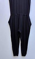 Комбінезон жіночий з бріджами та кишенями Розмір L ( Е-233), фото 2