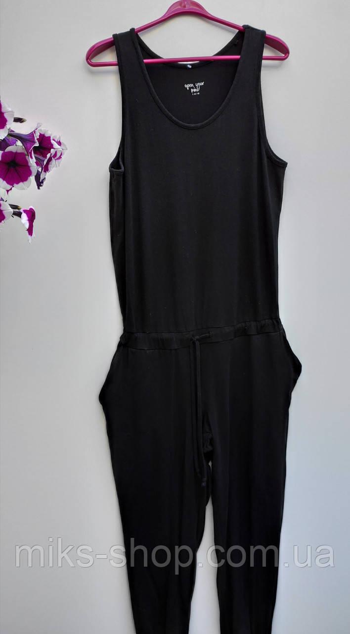 Комбінезон жіночий з бріджами та кишенями Розмір L ( Е-233)