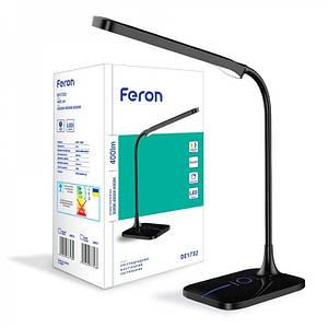 Настільний світлодіодний світильник Feron DE1732