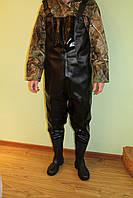 Рыбацкий полукомбинезон черный Дрим Стан, фото 1
