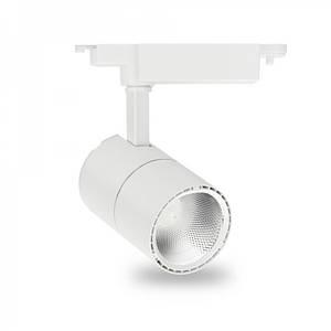Трековий світильник Feron AL103 20W білий
