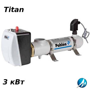 Электронагреватель Titan Pahlen (корпус из титана) 3 кВт