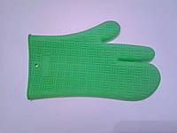 Силиконовые перчатки трехпалые