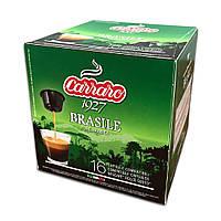 "Кава в капсулах Carraro ""Brasile"" 16 шт."
