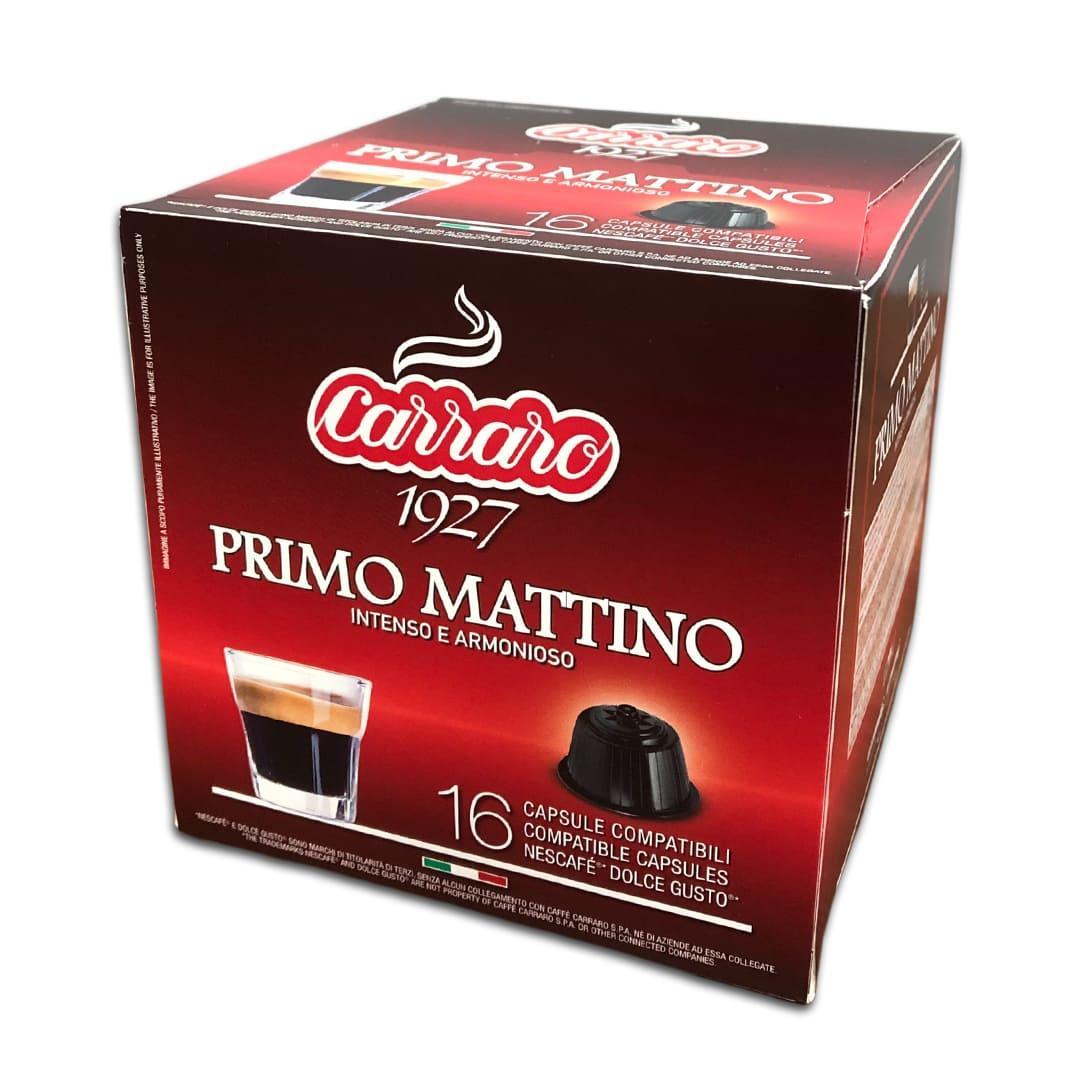 "Кава в капсулах Carraro ""Primo Mattino"" 16 шт."