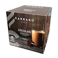 """Гарячий шоколад в капсулах Carraro """"Cioccolato"""" 16 шт."""
