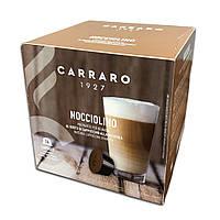 """Кава в капсулах Carraro """"Nocciolino"""" 16 шт."""