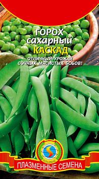 Насіння бобових Горох Каскад 5 г (Плазмові насіння)