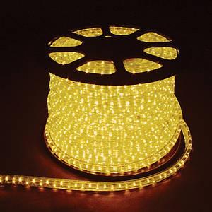 Світлодіодний дюралайт Feron LED 2WAY жовтий