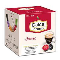 "Кава в капсулах Dolce Aroma ""Intenso"" 16 шт."