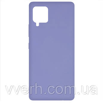 Чохол Silicone Cover Full without Logo (A) для Samsung Galaxy A42 5G