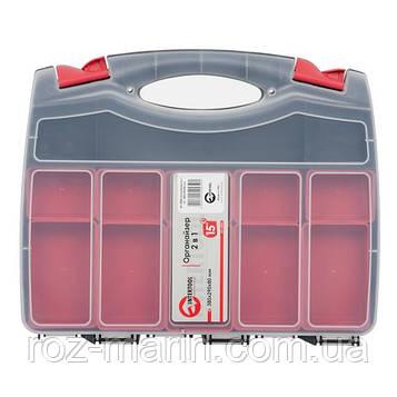Органайзер пластиковий INTERTOOL BX-4005