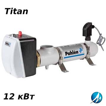 Электронагреватель Titan Pahlen (корпус из титана) 12 кВт