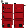 Котел твердопаливний Альтеп Duo Plus19 кВт (вент.+контр.)