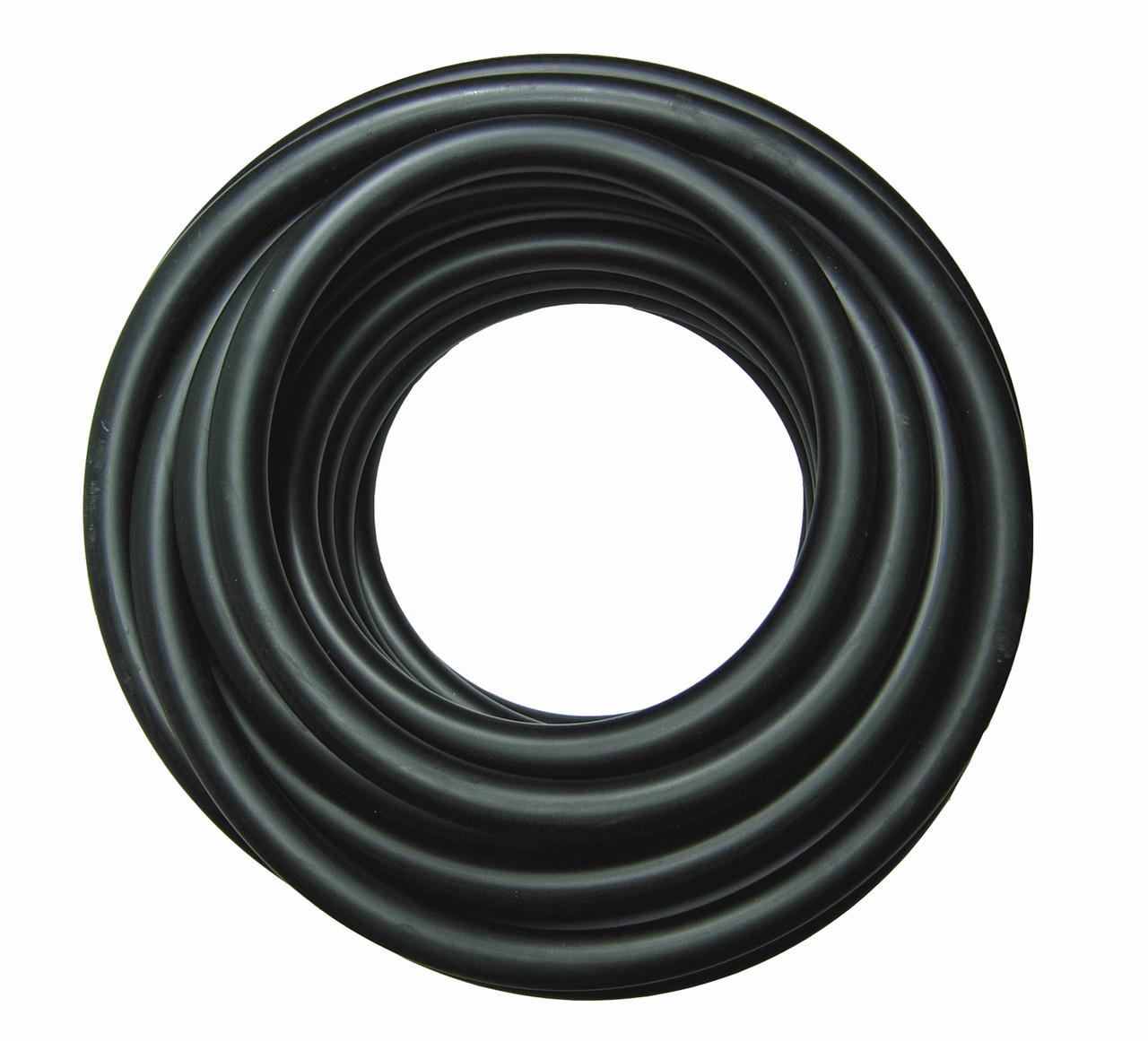 Шланг ПВХ чорний повітряний 4мм AquaNova