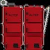 Котел твердопаливний Альтеп Duo Plus25 кВт (вент.+контр.)