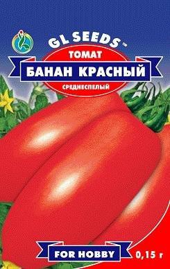 Семена томата Банан красный 0,1 г