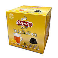 "Чай в капсулах Carraro ""Te Al Limone"" 16 шт."