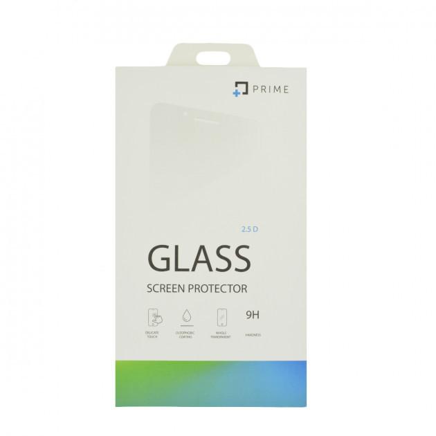 Захисне скло One Plus 6T | One Plus 7 Full Glue (0.3 мм, 2.5 D) чорне
