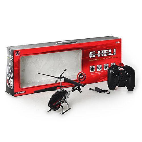 Вертолет на радиоуправлении G-Heli TL 8041