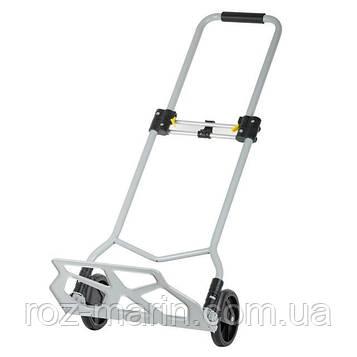 Тележка ручная складная до 70 кг, 425*420*980, колеса 150 мм, (стальная)