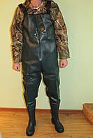 Полукомбинезон зеленый для рыбалки Дрим Стан, фото 1