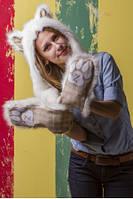 Зверошапка Кошка L