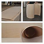 Гибкая фанера – это материал, который любят дизайнеры, архитекторы и производители мебели!