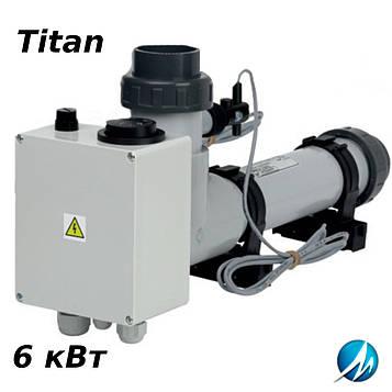 Электронагреватель EOVTI Titan (тен из титана) - 6 кВт