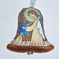 Рождественский колокольчик Первый ангел.
