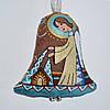 Рождественский колокольчик Второй ангел.