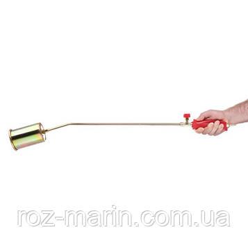 Горелка газовая с регулятором 830мм, сопло138мм, Ø76мм.