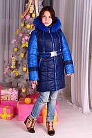 Куртка зимняя для девочки подростка