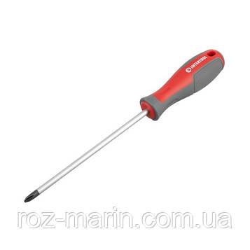 Отвертка крестовая PH2*150 мм, CR-V