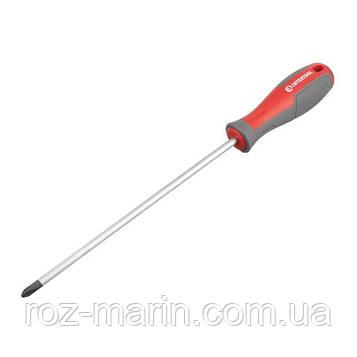 Отвертка крестовая PH2*200 мм, CR-V