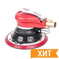 Шлифмашина пневматическая эксцентриковая 150 мм INTERTOOL PT-1007