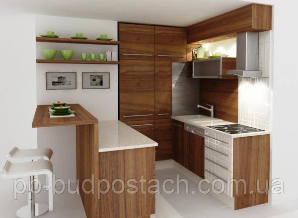 Маленька кухня ― не проблема