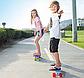 """Пенни борд 1077 """"Best Board"""",со светящими колесами, зеленый, фото 3"""