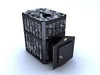 Печь-каменка «Пруток»  на 18 м.куб, дровяная печь для бани. Доставим по Украине.