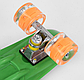 """Пенни борд 1077 """"Best Board"""",со светящими колесами, зеленый, фото 2"""