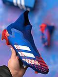 Бутсы Adidas Mutator 20+ FG адидас мутатор копы футбольная обувь, фото 3