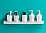 Алюмінієва полиця для ванної кімнати. Модель 3-109., фото 4