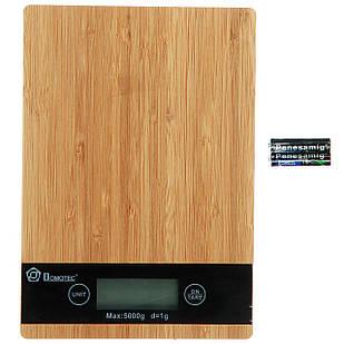 Ваги кухонні електронні настільні Domotec до 5 кг