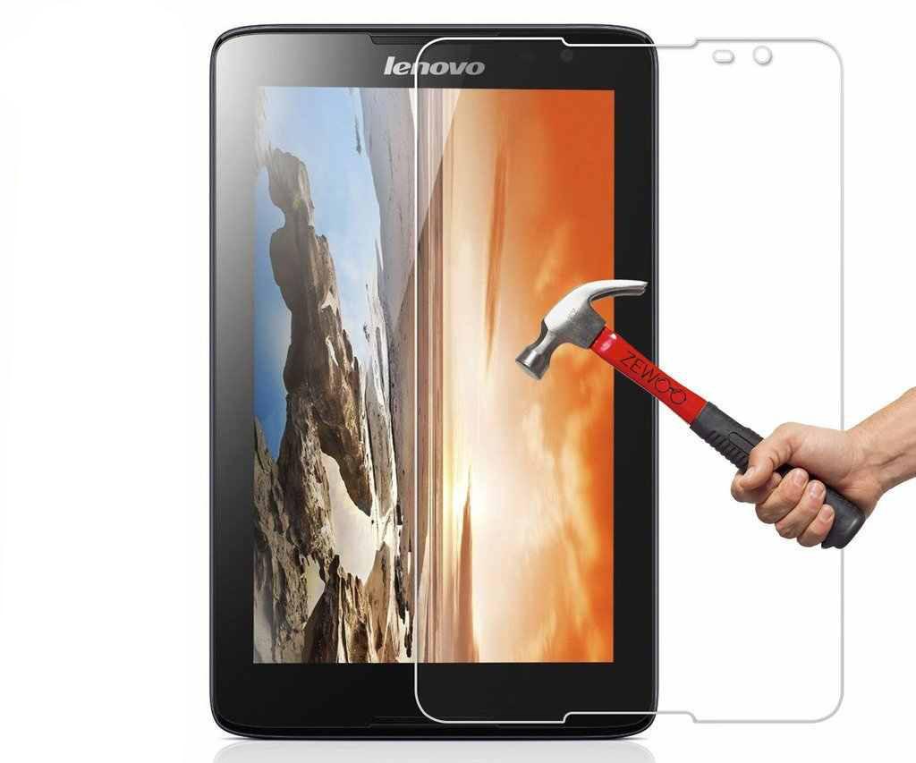 Защитное стекло планшет Lenovo A5500 IdeaTab (0.3мм, 2.5D)