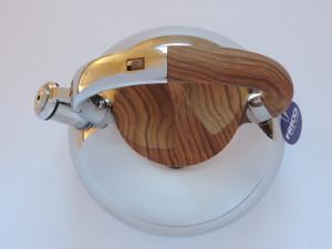 Чайник металл. со свистком FRICO FRU-764, 3 л.